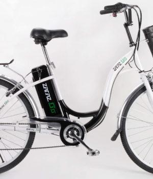 EL-Cykel Granada 28tum Vit/Svart